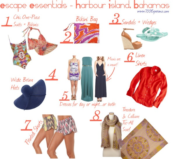 Escape Essentials – Harbour Island