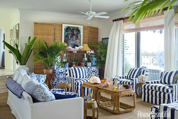 Paradise In The Press – House Beautiful