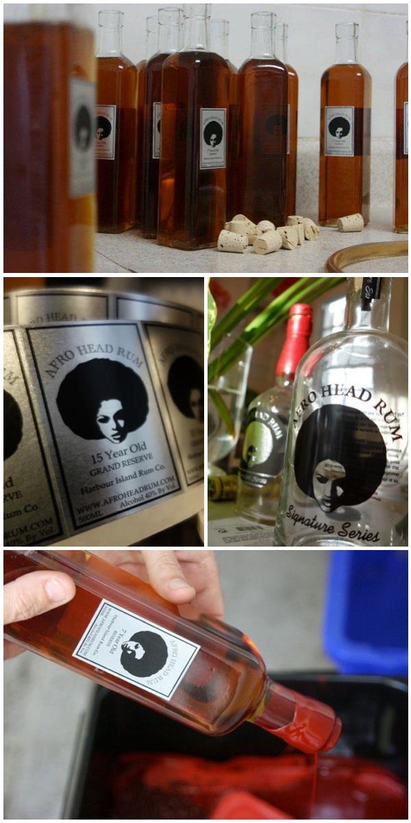 Afro Head Rum