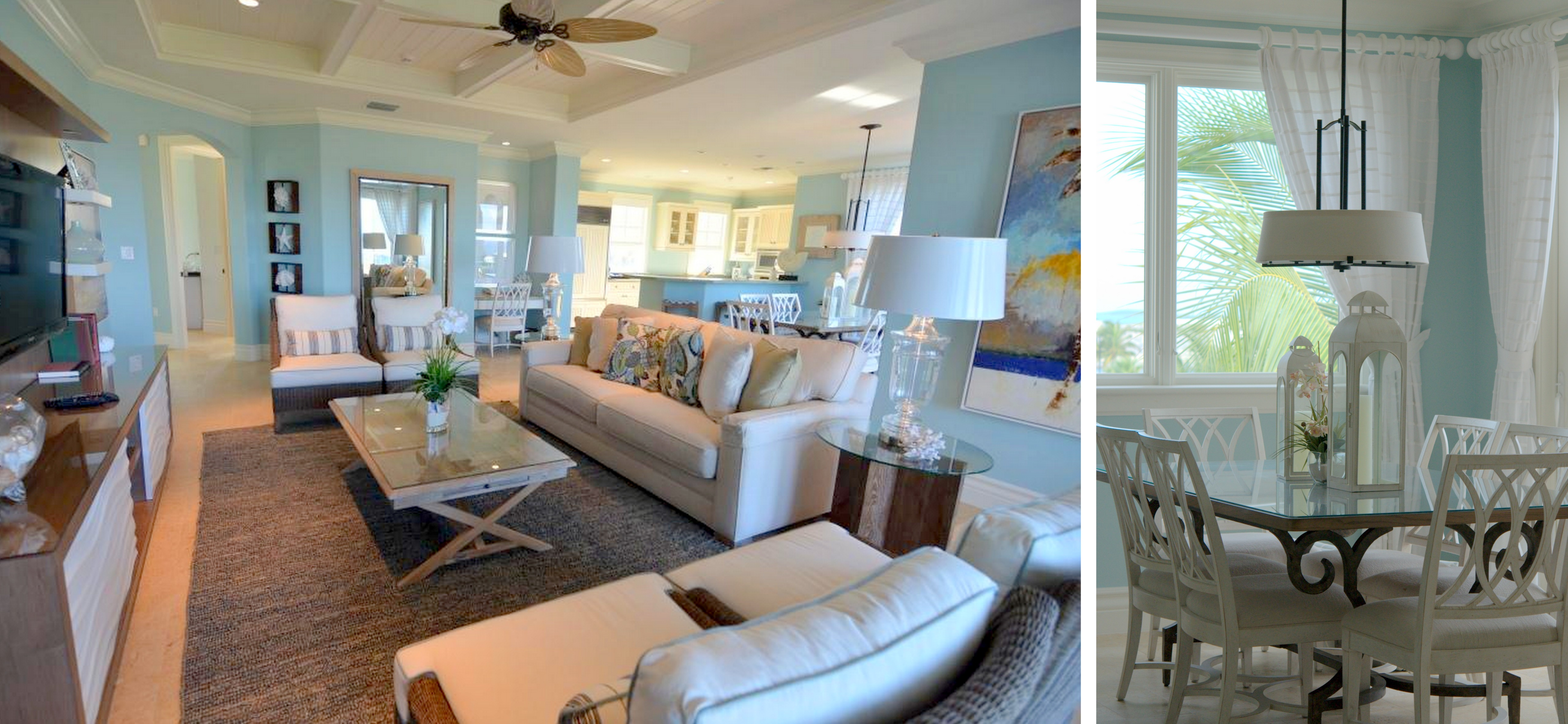 Grand Isle Resort Living Room_Great Exuma Bahamas