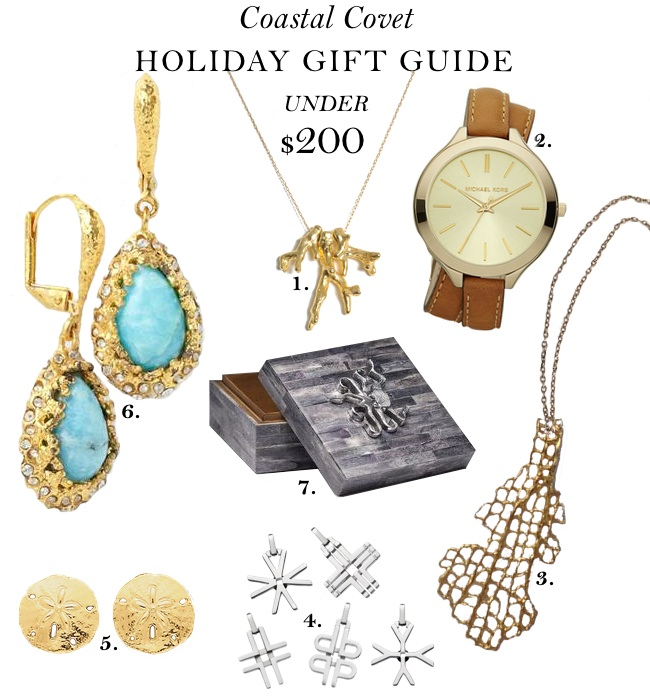 Holiday Gift Guide Under $200 – Jewelry Edition