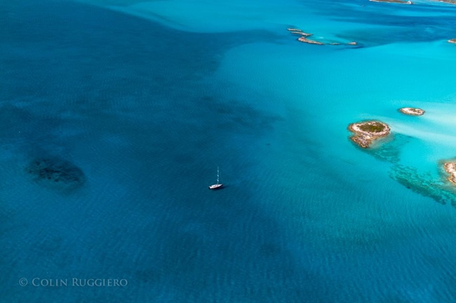 Aerials of The Exumas Bahamas_Colin Ruggiero