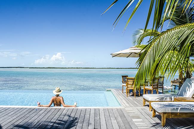 Infinity Pools Bahamas_Turquoise Cay Hotel Exumas