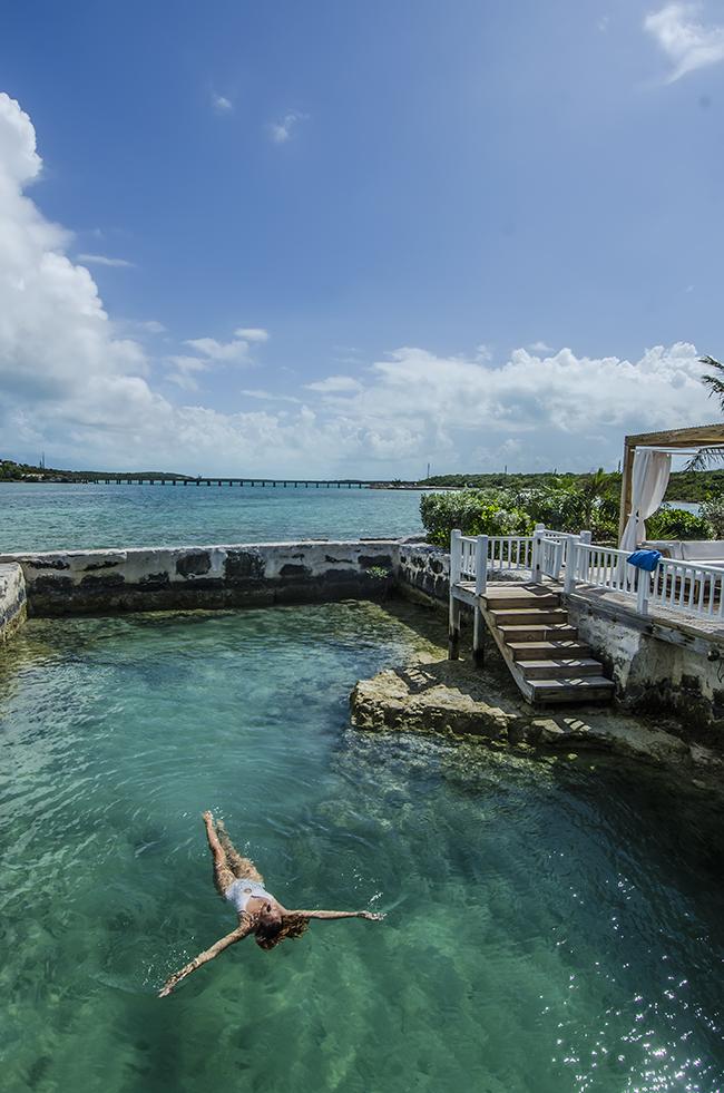 Natural Ocean Pools Bahamas_Turquoise Cay Exumas