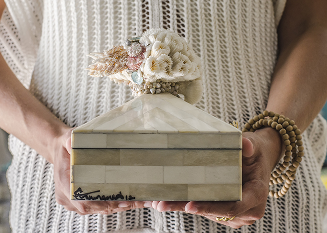 Trinket Boxes at Tropical Accents + Gifts