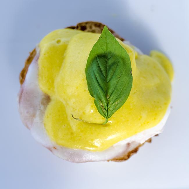 Turquoise Cay Eggs Benedict_Breakfast Menu