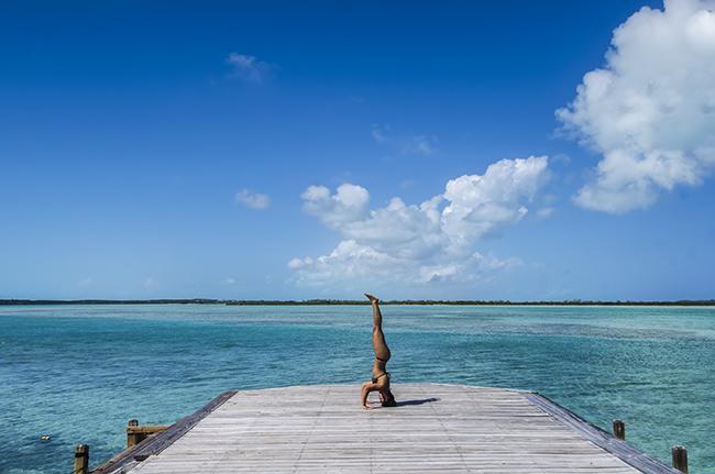 Yoga Retreats Bahamas_Turquoise Cay Exumas