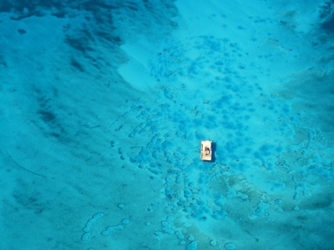 Aerial Shots Bahamas