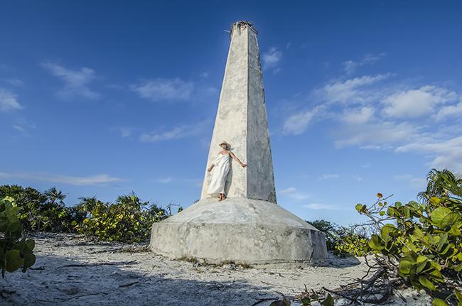 Salt Monument Stocking Island_Great Exuma
