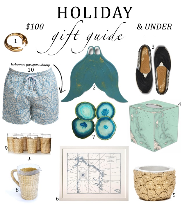 Holiday Gift Guide – $100 & Under