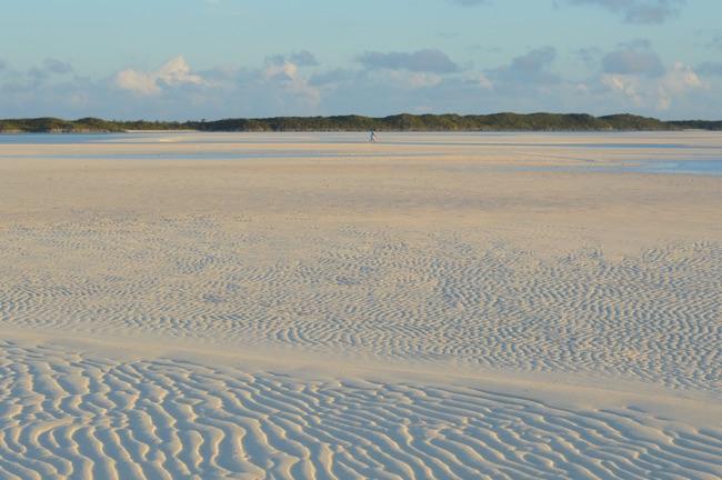 Shroud Cay's Sandbanks + Sunsets