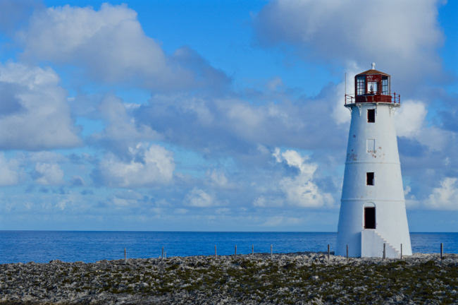 Hog Island Light