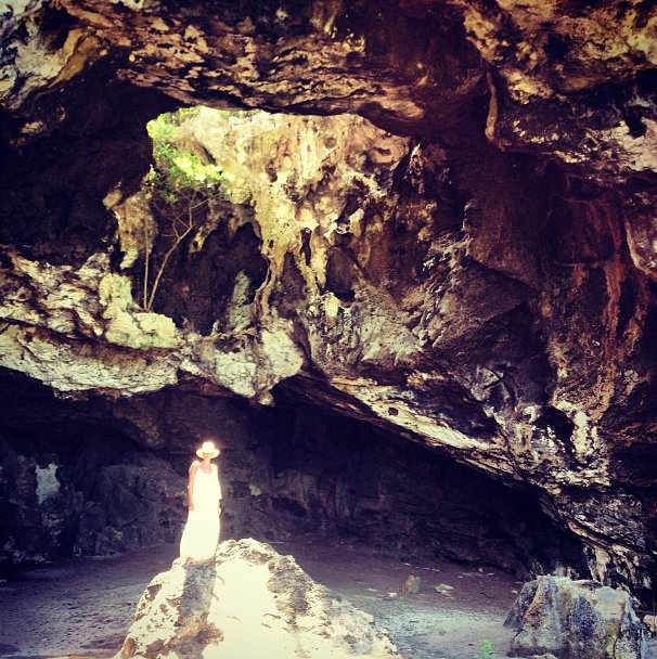 Preacher's Cave