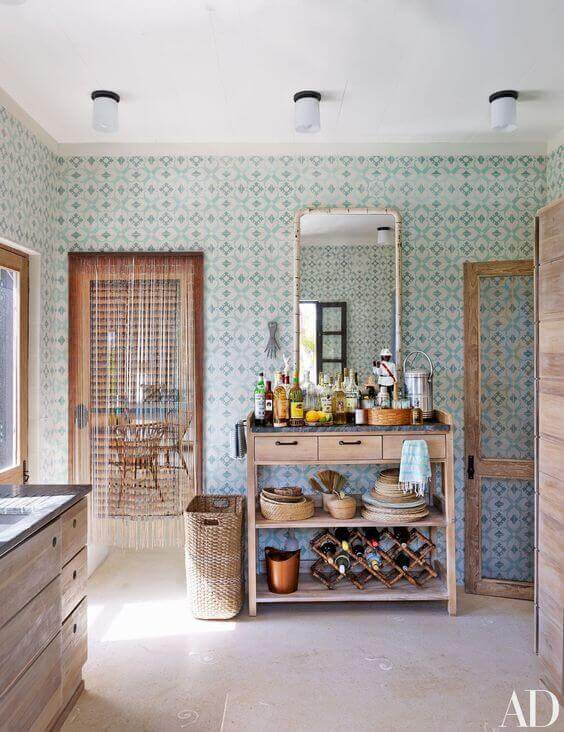 Tom Scheerer Kitchen Tile Design