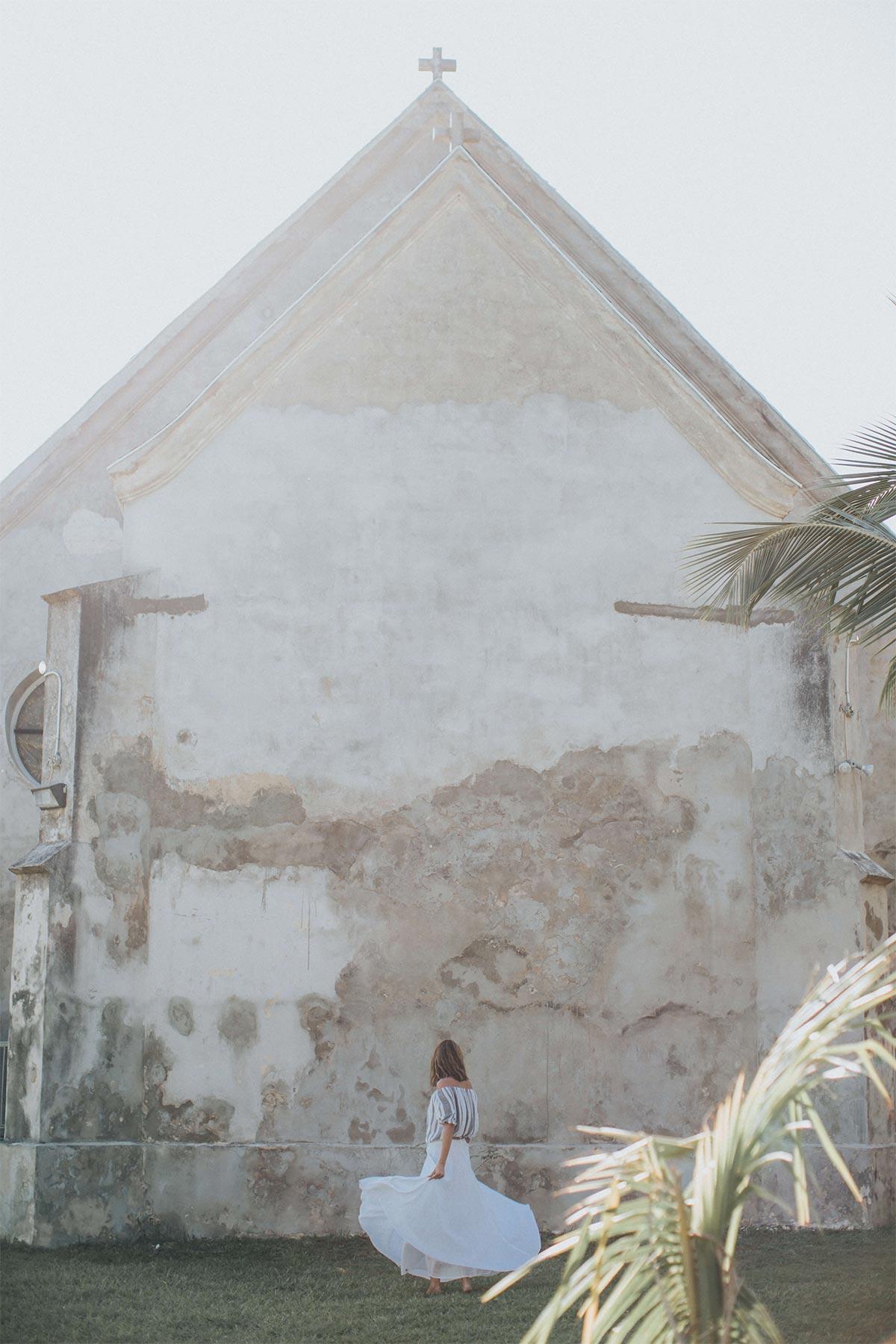 Churches in Governors Harbor Eleuthera Bahamas