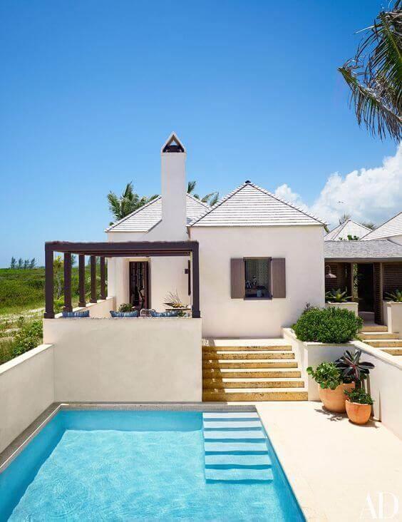 Tom Scheerer Bahamas Vacational Home